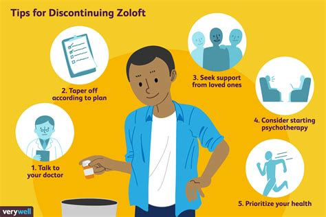 How To Detox From Zoloft by Tapering Zoloft And Discontinuation
