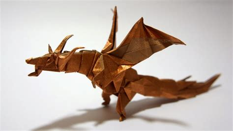 Origami Dragons - origami easy but cool easy origami