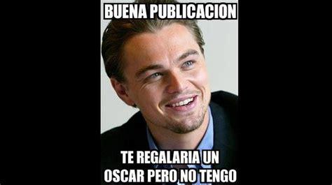 Memes De Leonardo Dicaprio - oscar 2014 leonardo dicaprio y los memes por no ganar el