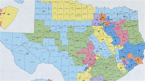 texas state senate district map test of 1 person 1 vote heads to the supreme court mtpr