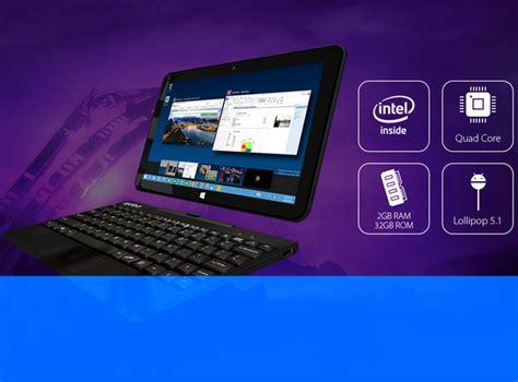 Axioo Windroid 10g 32gb Hitam ini spesifikasi dan harga tablet hybrid axioo windroid 10g