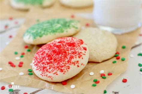colored cookies s soft sugar cookies the country cook