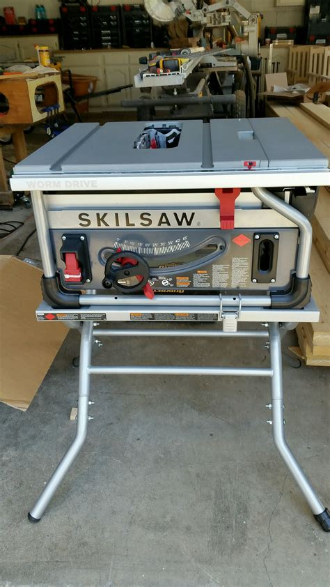 skil table saw review review skil wormdrive table saw pro construction forum