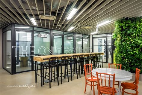 The Pantry Singapore by Inside The Hangar S Cool Singapore Coworking Space