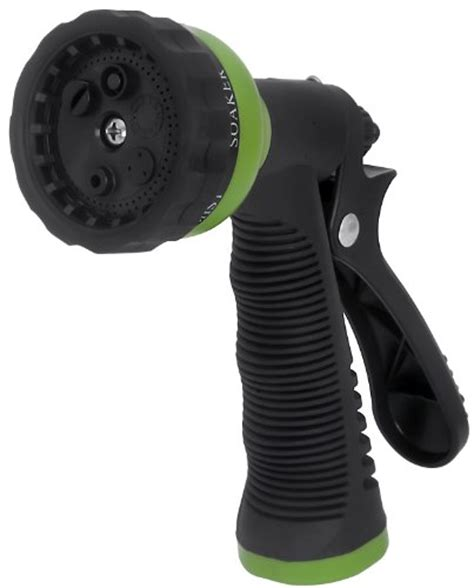 Garden Hose Nozzle Holder Wall Mount Garden Hose Hanger Holder Including Spray