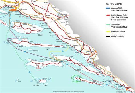 boat from split to italy croatia ferry network split croatia travel guide
