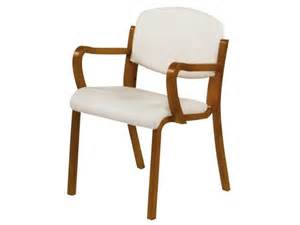 fauteuil bridge avec accoudoirs gamme bois sedi equipement