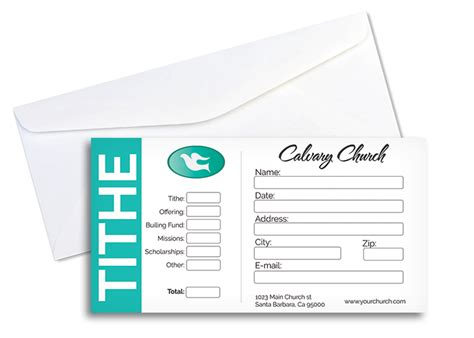 Elegant Tithe Envelope Digital316 Net Tithe Envelope Template