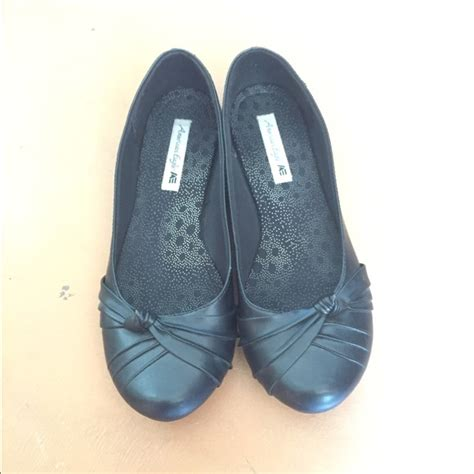 payless shoes black flats 76 american eagle by payless shoes black flats
