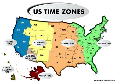colored time us map colored by time zone us time zones interactive map