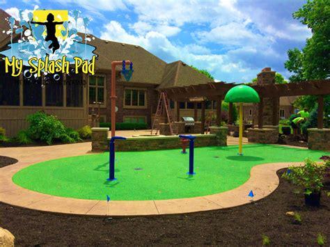 residential splash pad  crawfordsville indiana