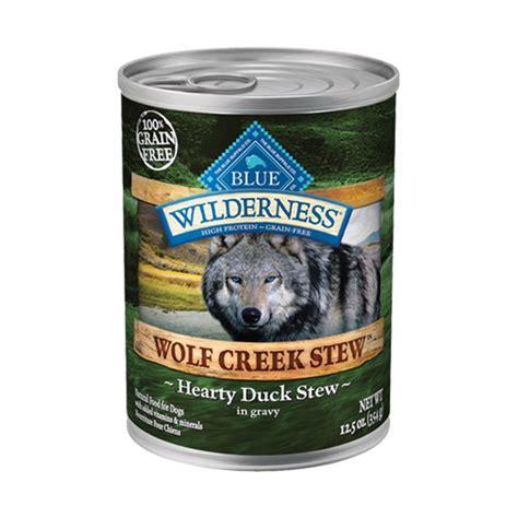 blue wilderness grain free puppy food blue buffalo wilderness wolf creek duck stew grain free food 12x12 5 oz