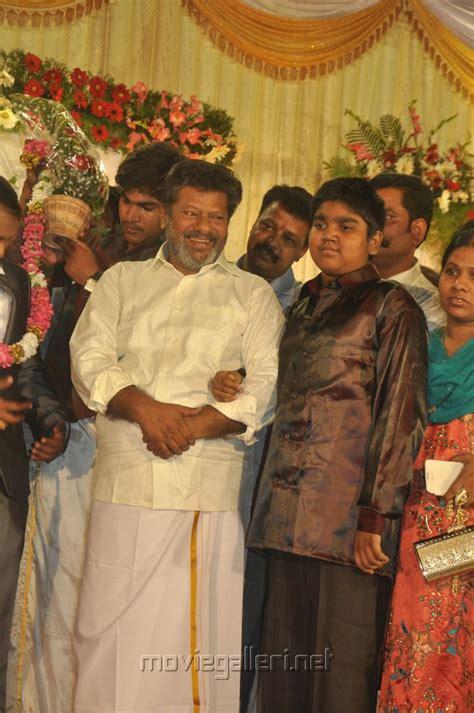 comedy actor vijay sai family photos picture 481141 actor raj kiran at senthil son wedding