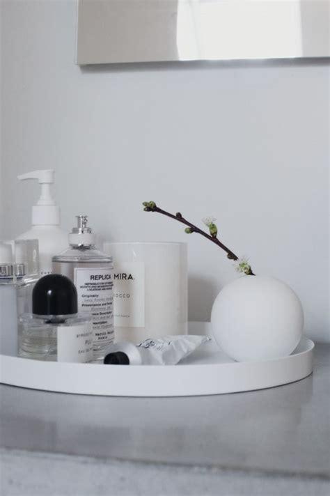 Badezimmer Deko Tablett by Die Besten 25 Badezimmer Tabletts Ideen Auf