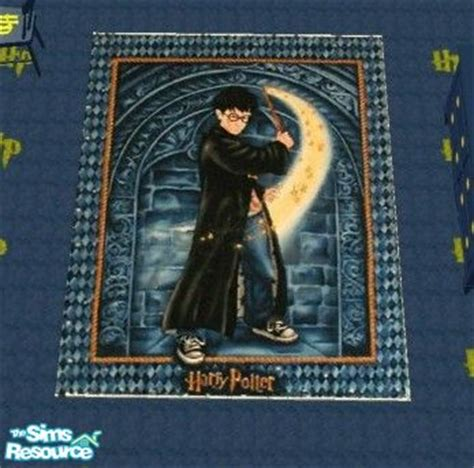 Harry Potter Rug by Riverwillows Harry Potter Bedroom Rug