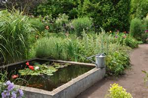 Small Water Garden Ideas Three Dogs In A Garden Pin Ideas Small Water Features Garden Ponds