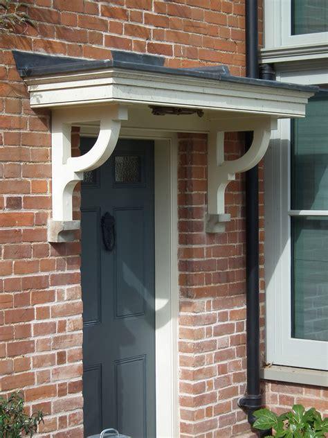 Front Door Canopys Door Canopies Peacock Joinery