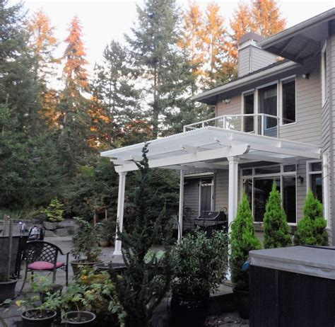 Patio Covers Washington State American Louvered Roofs Patio Covers In Lake Forest Park