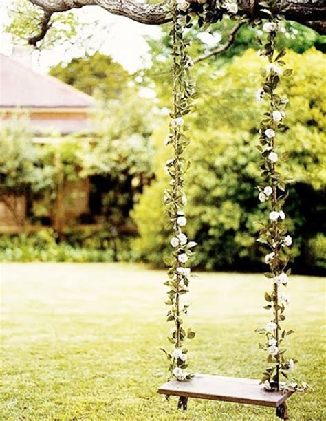 wedding swing 17 best images about tree swing on pinterest a tree my