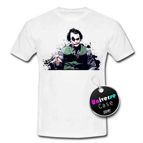 Kaos The Joker Gildan Tshirt 1 the joker batman t shirt unisex 100 cotton gildan