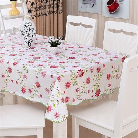 waterproof oilproof wipe clean pvc vinyl tablecloth