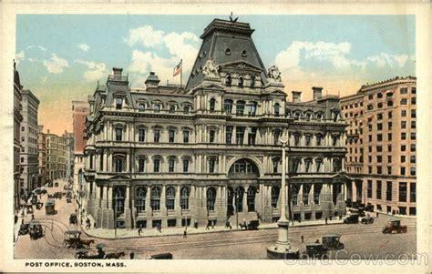 post office boston ma