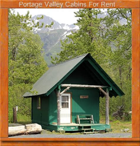 Portage Valley Cabins And Rv Park by Portage Valley Cabins And Rv Park Near Whittier Alaska