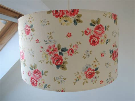 Handmade Fabric Lshades - handmade lshade in cath kidston fabric by the shabby