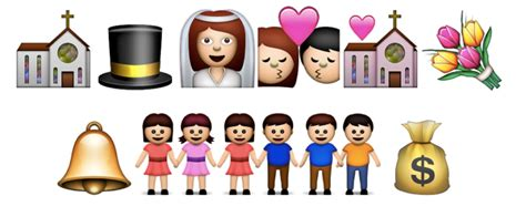 house and bride emoji planning a wedding as told by emojis wedding journal
