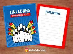 Kostenlose Vorlage Einladung Bowling 1000 Ideas About Einladungskarten Kostenlos Zum Ausdrucken On