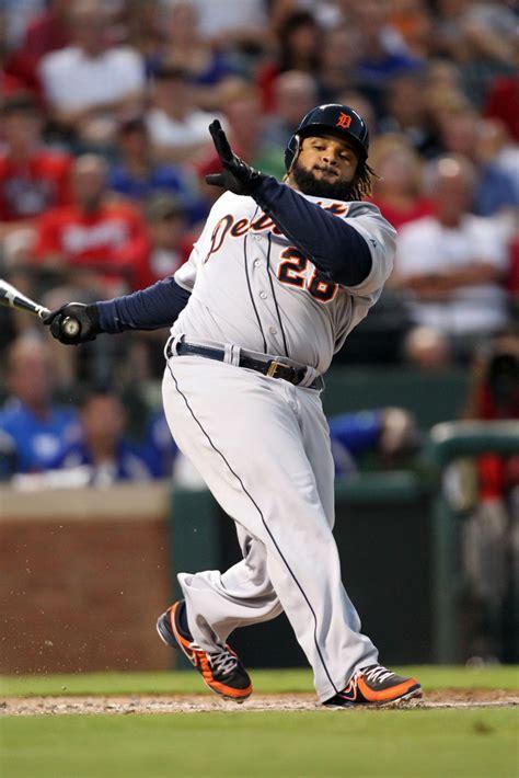 prince fielder swing prince fielder photos photos detroit tigers v texas