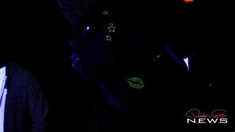 lil wayne glow in the dark tattoo music video lil wayne new glow in the dark tattoo
