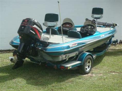 triton bass boat seats craigslist triton tr186 dual console boats for sale