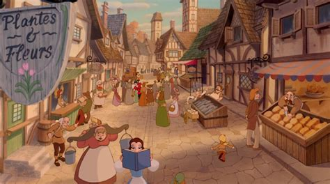beauty and the beast village the fairytale traveler