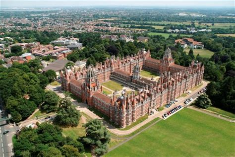 Of Royal Holloway Mba Ranking by 5 Of The Most Beautiful Universities In The Uk