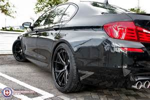 gallery black on black bmw m5 with hre wheels