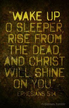Up O Sleeper by Blessed Are The Peacemakers For They Shall Be Called