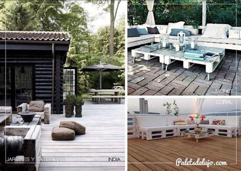 decoracion con palets de madera decoraci 243 n con palets de madera para jard 237 n 161 las mejores