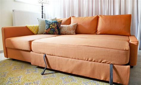 futon slipcover comfort works friheten slipcover review