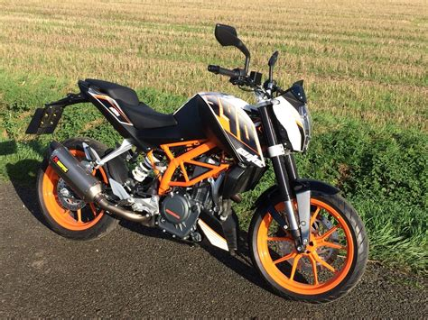Ktm 390 Performance 2014 Ktm 390 Duke