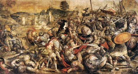 the painter of battles high renaissance and mannerism battle of anghiari my painting