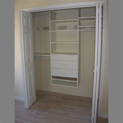 Closet Works by Reach In Closets