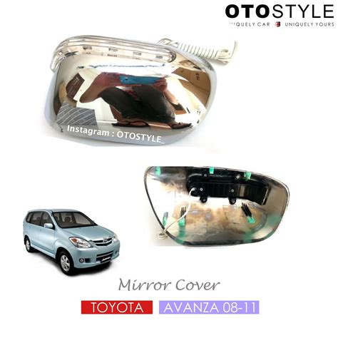 Lu Led Spion Xenia jual mirror cover spion led avanza vvti 2004 2011