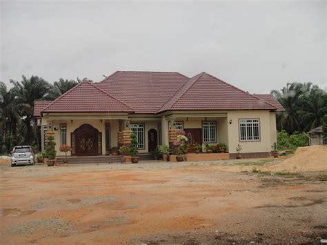 rumah banglo tercantik  malaysia design rumah terkini