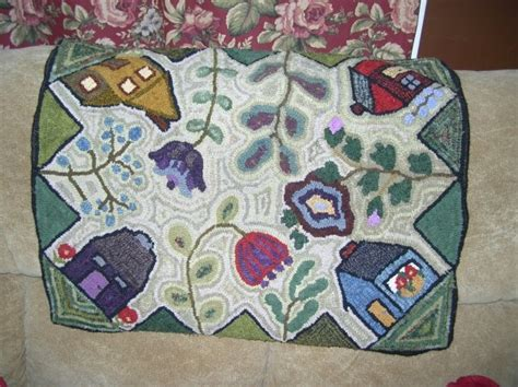 searsport rug hooking 4 corners pattern from searsport rug hooking hooked rugs rugs rug hooking and