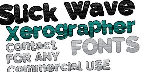 dafont groovy slick wave font dafont com