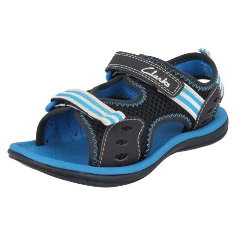 sandals boys infant junior boys clarks summer sandals piranha boy ebay