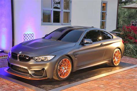 BMW Unveils New M4 GTS Concept   TheDetroitBureau.com
