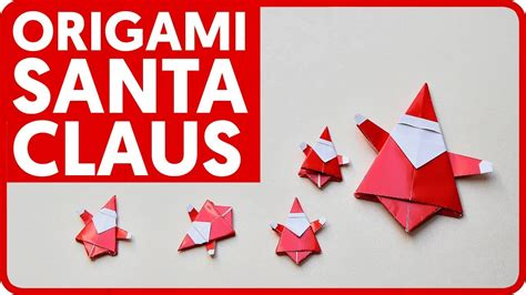 Diagram Origami Santa Claus Mr Yukihiko Matsuno
