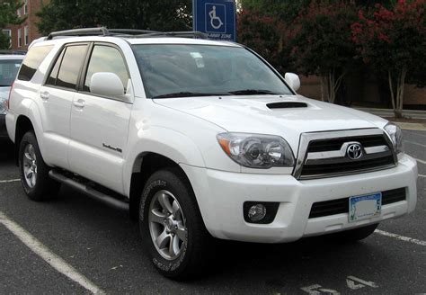 2005 Toyota 4runner Specs 2005 Toyota 4runner Iv Pictures Information And Specs